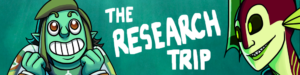 The Research Trip header